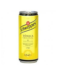 TONICA SCHWEPPES 250 CL. (6...