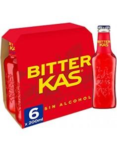 BITTER KAS (6x250 CL.)