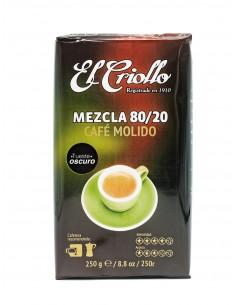 MOLIDO MEZCLA 80/20 (250 gr.)